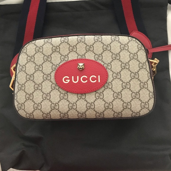 b2434901a9cdd4 Gucci Bags | Authentic Gg Supreme Messenger Bag | Poshmark